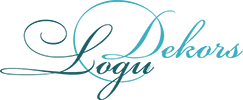 Производство жалюзи на заказ — LOGU DEKORS — все виды жалюзи в риге Логотип